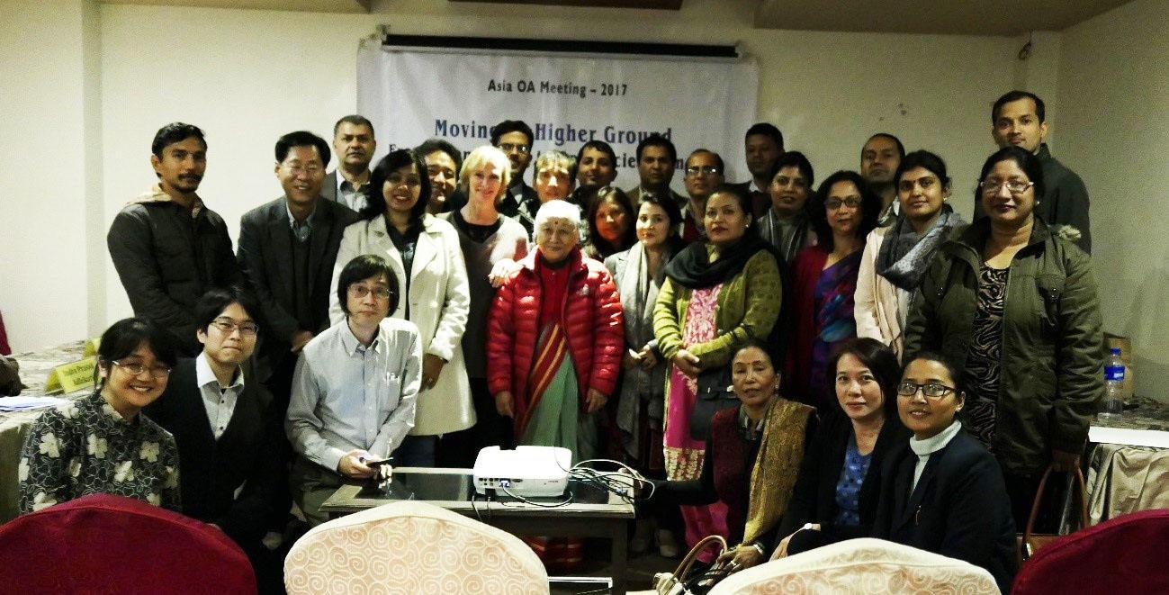 Asia OA Meeting 2017@ネパール(開催報告)