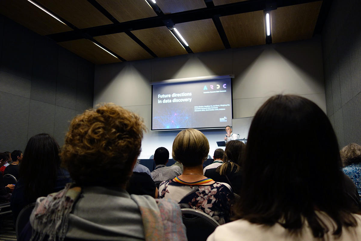 eResearch Australia 2019 参加報告