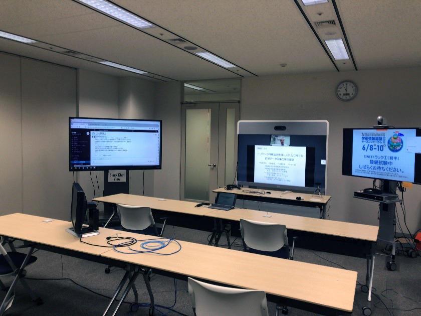 学術情報基盤オープンフォーラム・オンライン開催報告